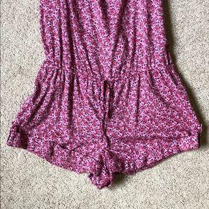 PINK Victoria's Secret Dresses - Victoria's Secret PINK romper size medium